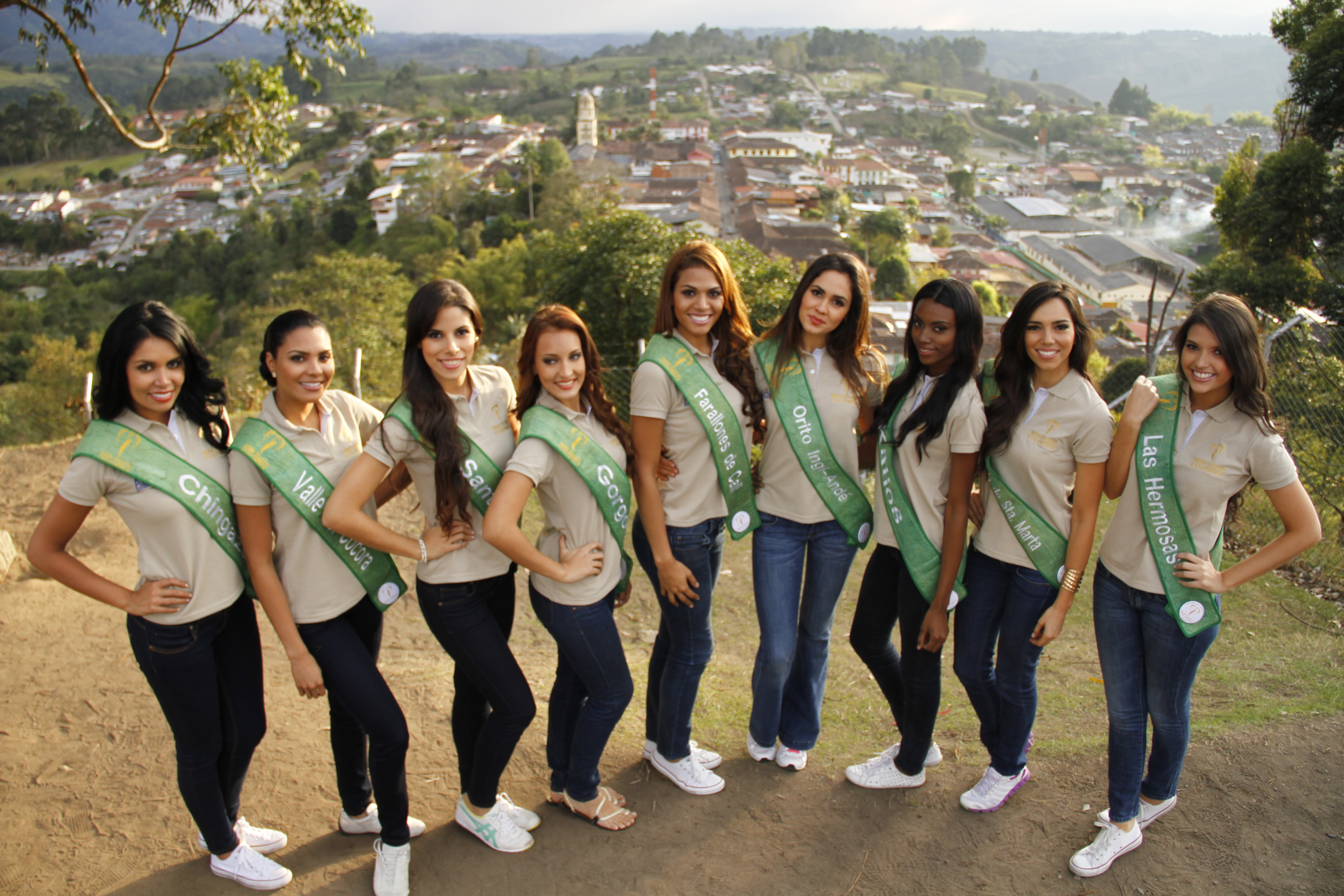 Miss Earth Colombia 2014
